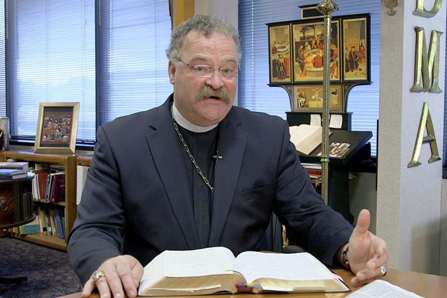 "In the new video released June 17, LCMS President Rev. Dr. Matthew C. Harrison shares his thoughts about the recent election that returned him to office and what the Synod will be focusing on in the next few years. The ""number-one"" priority, he says, will be ""Every One His Witness,"" the church body's new evangelism effort to ""teach people how to share Jesus with those who don't know him."""