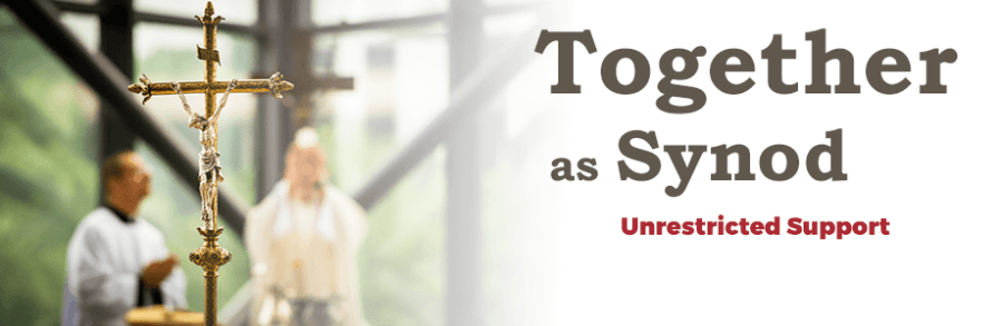 Together as Synod: Unrestricted Support