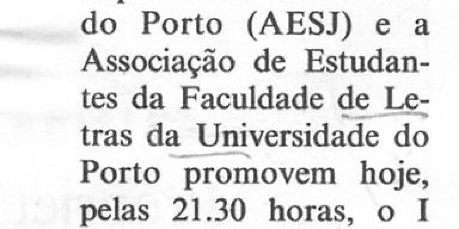 """(223) """"Sarau"""" - 1998 03 26 CPorto ...-20r"""
