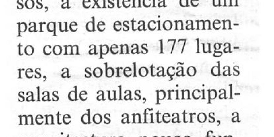 """(177) """"Greve de zelo na Faculdade de Letras"""" - 1998 11 27 CPorto ...-150r"""