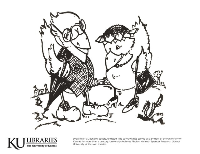 Kenneth Spencer Research Library Blog » Color Our Collections!