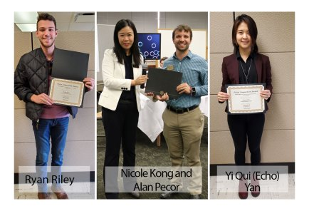 2019 Purdue GIS Day Conference Undergraduate Research Project Winners