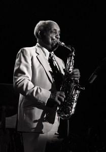 Benny Carter, credit: Ed Berger