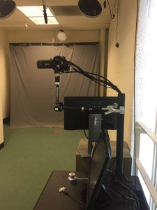 One button studio at Alexander Library