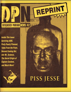 Diseased Pariah News #2, 1991