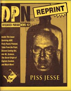 Diseased Pariah News #2, 1991