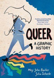 Cover of Queer: A Graphic History
