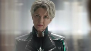 Annette Benning as the Supreme Intelligence