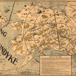 Race For The Gold Map Games Of The Klondike Gold Rush Worlds Revealed Geography Maps At The Library Of Congress