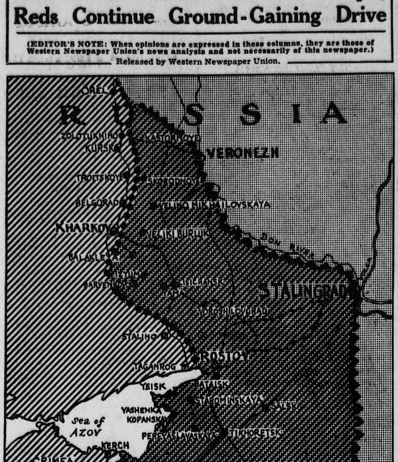 Stalingrad Understanding The Global Impact Of The Eastern Front In Wwii