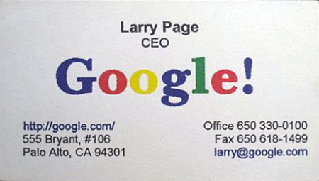 Larry Page - Google