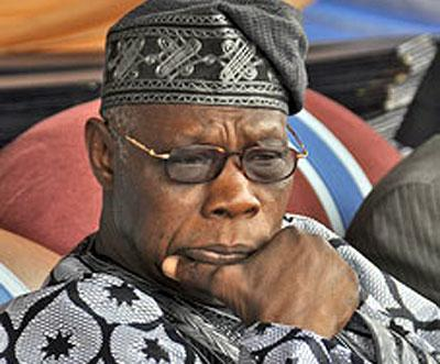 Former Nigerian leader, Olusegun Obasanjo