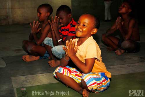 Namaste: The Mama Fatuma Orphanage – Nairobi, Kenya © Robert Sturman