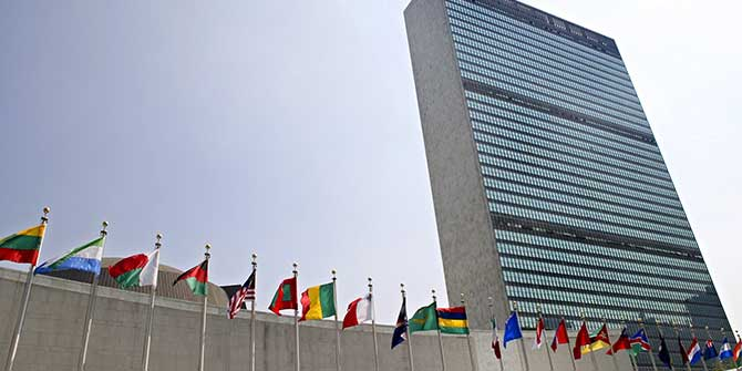 The Sustainable DEvelopment Goals will be adopted by the UN in a summit at its New York Headquarters in September 2015