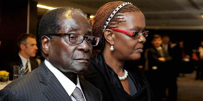 Understanding the military takeover in #Zimbabwe