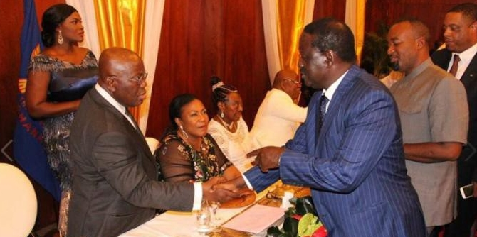 How to stop electoral corruption—What Kenya's NASA can learn from Ghana's NPP