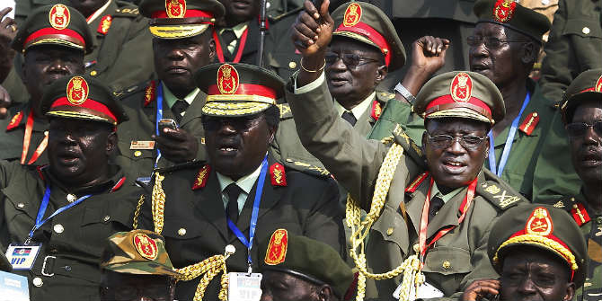 Book Review: The Root Causes of Sudan's Civil wars, by Douglas H Johnson