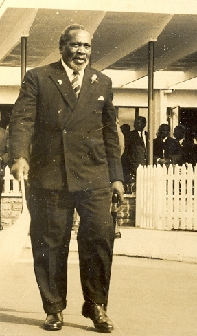 Jomo Kenyatta in Malawi