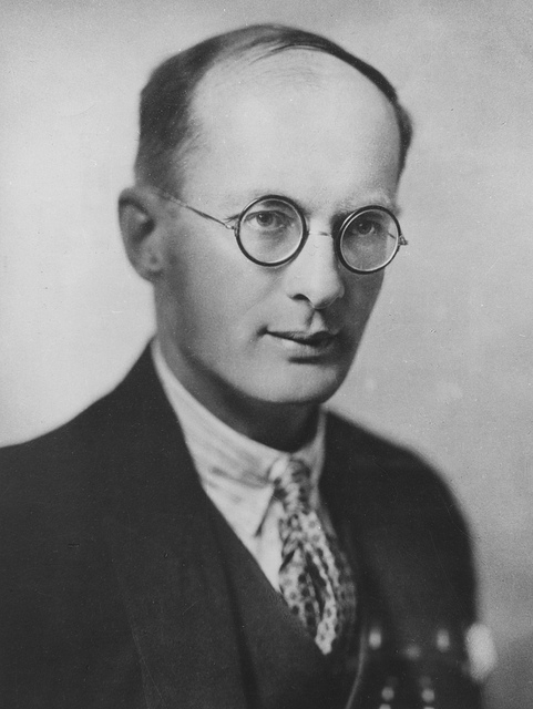 Anthropologist Bronislaw Malinowski