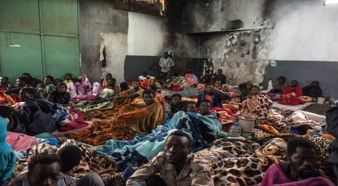 The struggle for Freedom in the 21st Century: Libya's African Migrant Crisis