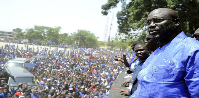 What Liberian President George Weah must do