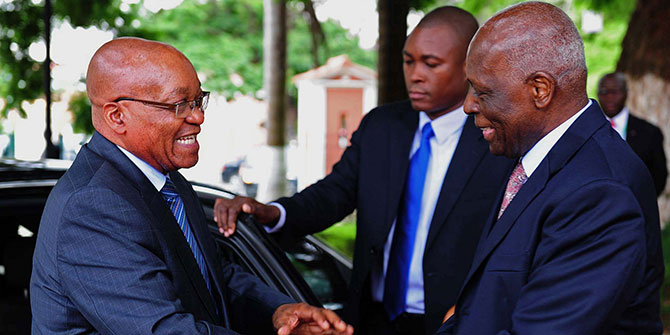 Image of africa and their leaders apologise