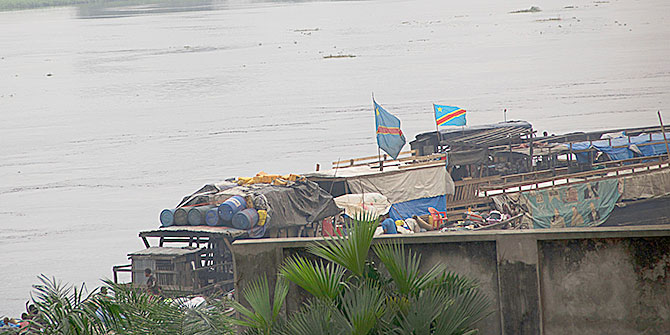 Exploring boat operators' perceptions of taxation on the Congo River #PublicAuthority