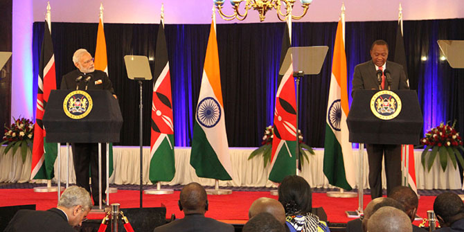In need of realignment: Indian investments should match development cooperation initiatives in Africa