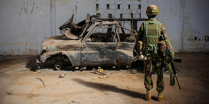 "Going ""full-circle"" in Somalia"