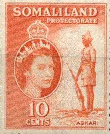 Somaliland Stamp