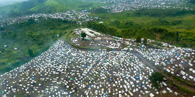 The story of Kitchanga: Spatial politics of presence, refuge and return in North Kivu, Eastern DRCongo