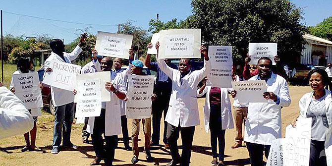 Zimbabwe: No festivities in the festive season