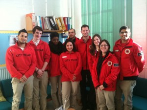 Sebright Visit  - City Year London
