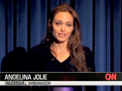 Angelina Jolie's speech on World Refugee Day 2009
