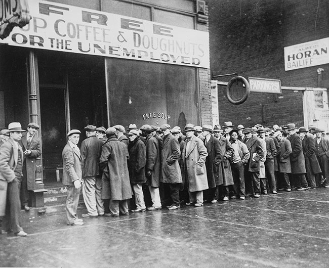Unemployment Policy Should Include New Deal Style Work