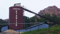 Virginia Kyanite Mine