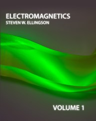 Cover for Electromagnetics Volume 1