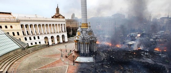 Kiev Before and After