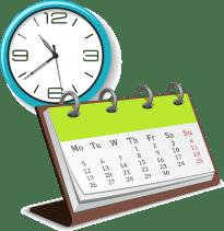 Les horaires des Serres du Mené