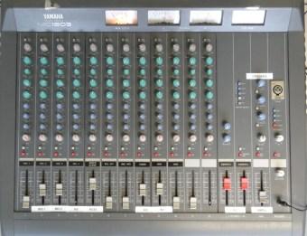 La table de mixage