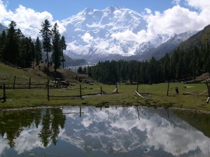 Sublime Nanga Parbat taken from Fairy Meadows -  Sohail Azar (Courtesy of Jini Reddy)
