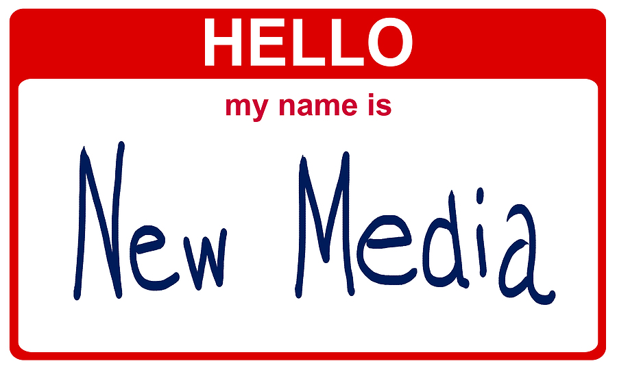 Image result for what is new media