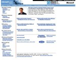 1999 Microsoft.com home page