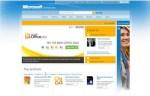 2010 Microsoft.com home page