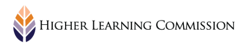 Higher Learning Commission (HLC): University Recommendations Update