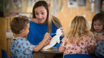 Not a surprise: online master's in elementary education ranked high