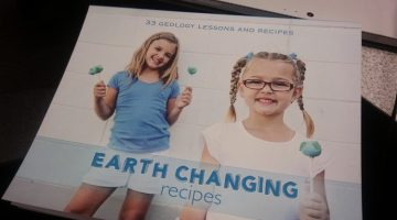 Cookbook deepens interest in science through mouth-watering recipes