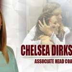 Dirks-Ham promoted to swimming associate head coach