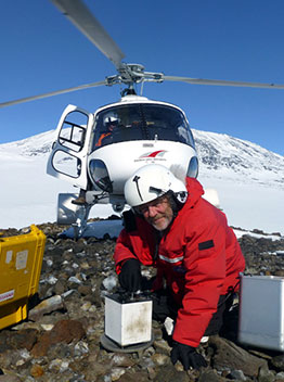 Mind's Eye to highlight research of volcano in Antarctica