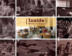 Inside Missouri State Microsite Launched